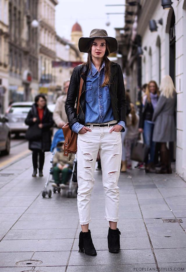Fashion Street Style Zagreb Fall2014 10 Style Zagreb