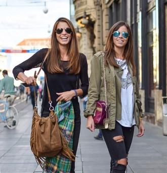 Petra Vladimir, ulična moda i trendovi