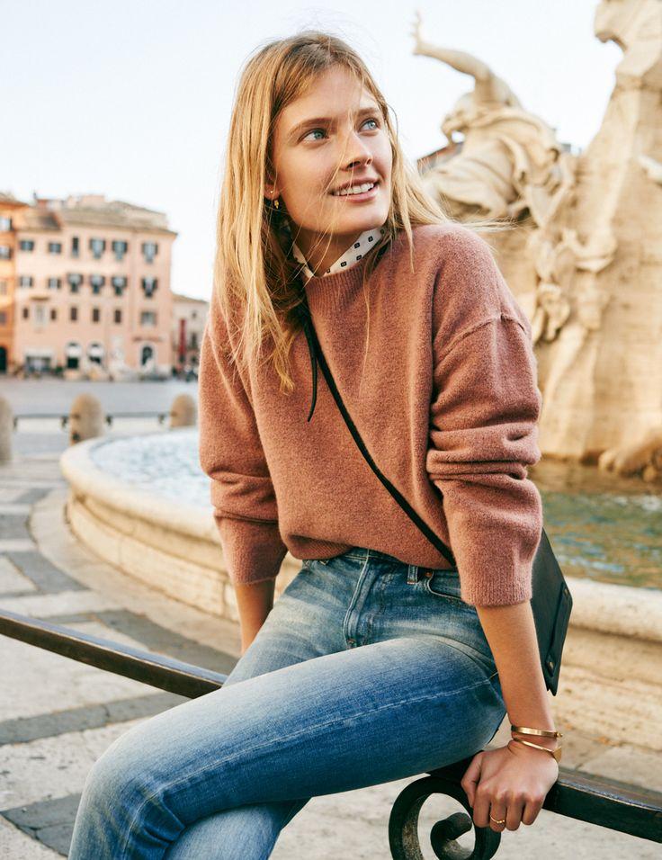 Inspiracije za dnevni look, moda za jesen, kako stilizirati trapezice na tregere