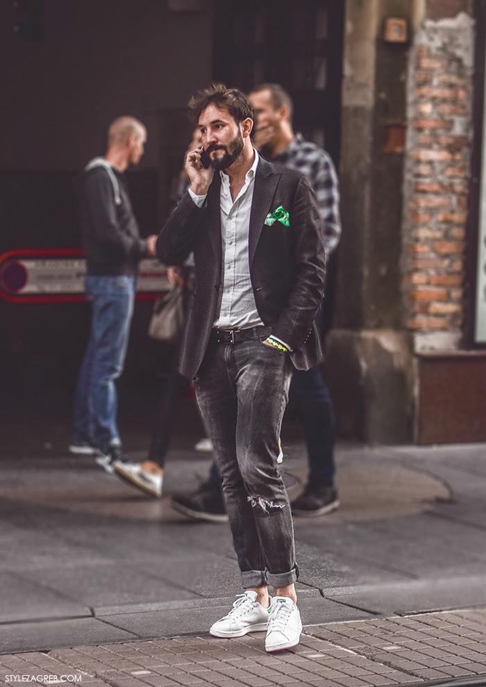 muska-moda-kako-nositi-bijele-tenisice-adidas-1