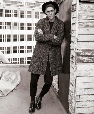 Frajerski i elegantan stajling za muškarce, casual odijevanje za muškarce, inspiracija Pull&Bear Black Label