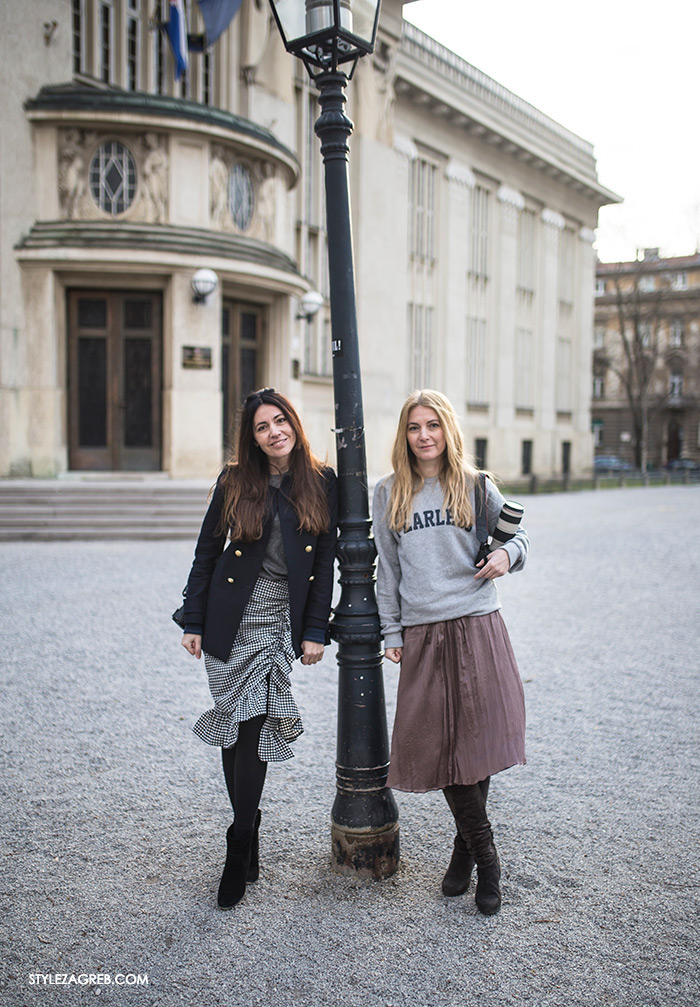 Style Zagreb, o nama: Ana i Slavica Josipović