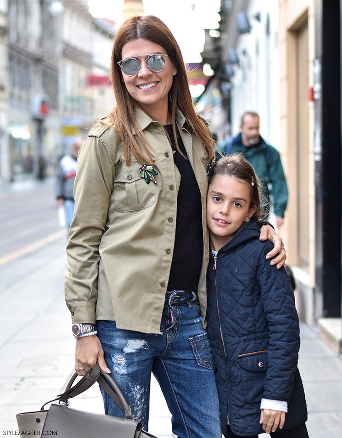 Zorana Vujanić, modna dizajnerica iz Beograda i stylish Leona