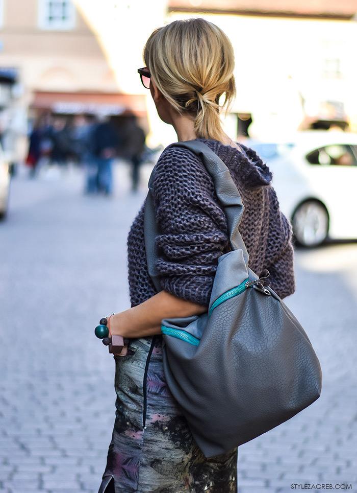 Renata Debeljak, novinarka koja dizajnira i sama izrađuje ženske torbe pod imenom RD code