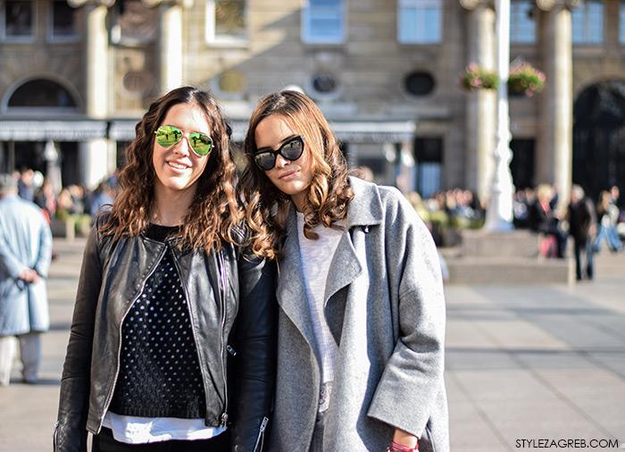 Stylish sestre, ulicna moda Zagreb, #streetstyle