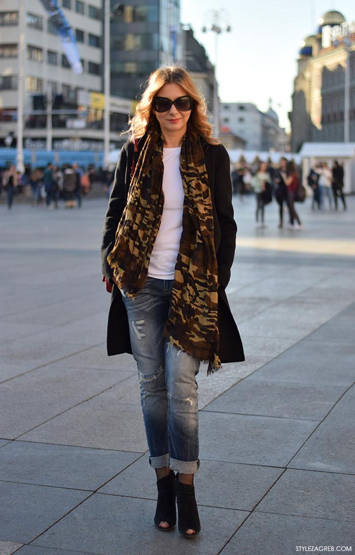 Stajling za svaki dan: Zagreb, moda, hrvatski portali, Anamarija Kronast, StyleZagreb.com