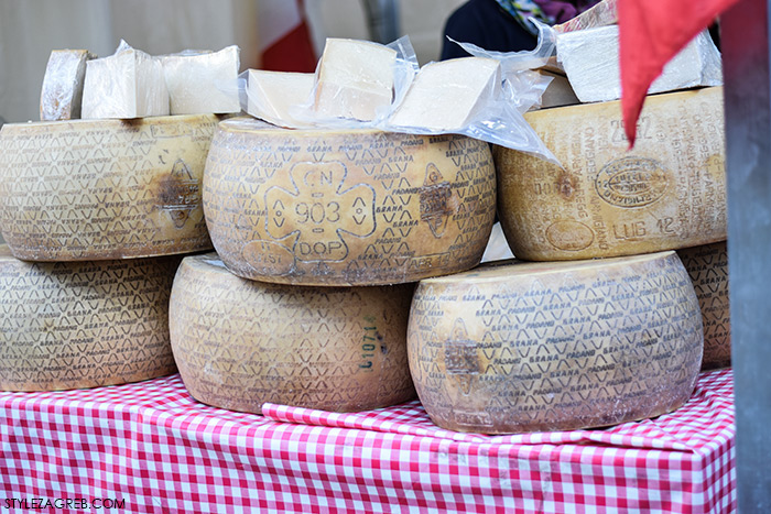 Zagrebačka špica, talijanski specijaliteti i pariški dečki