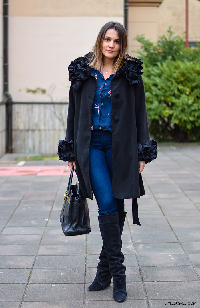 Zagreb street style moda: Vedrana Čarapović, glavna urednica magazina StoryBook