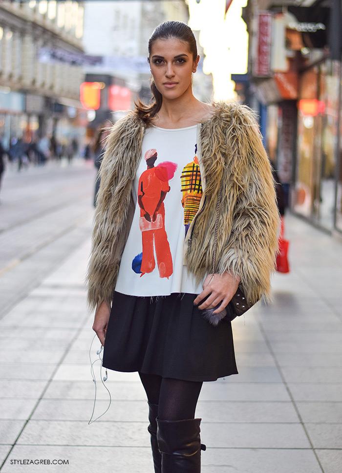 street style Zagreb prosinac 2015, Advent u Zagrebu, Marta Parat