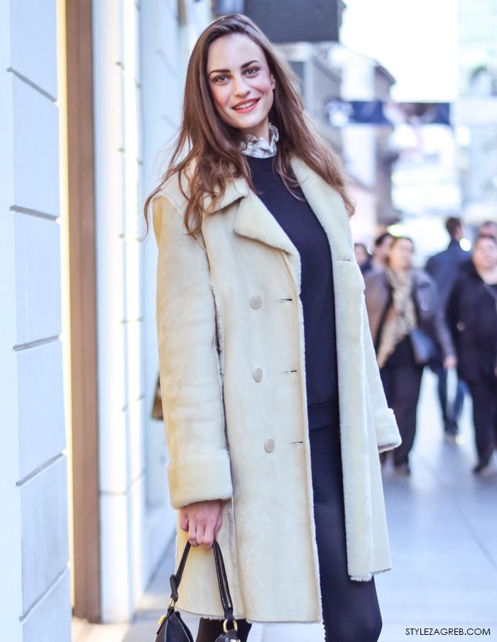 Street style moda Zagreb, Lea Kubović