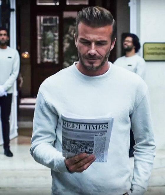 Svi bi se odijevali kao David Beckham by StyleZagreb.com