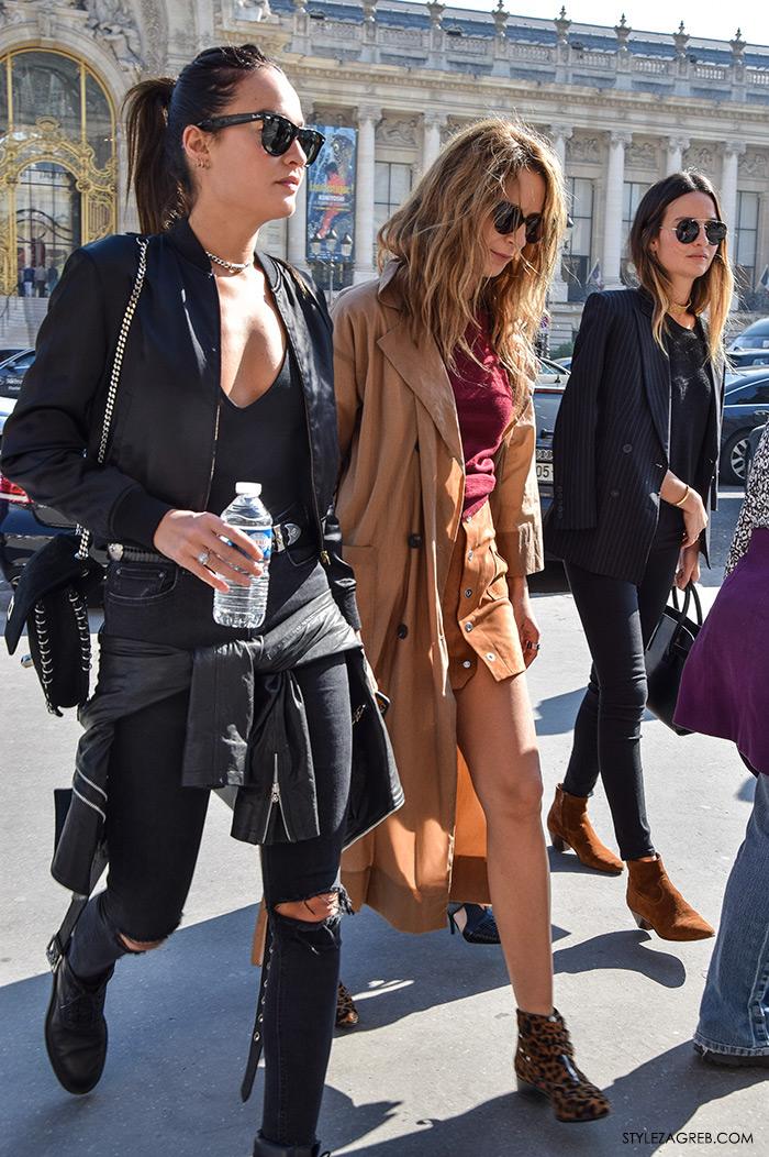 MODA: Kako kombinirati - street style outfit sa bomber jaknom, super-cool look