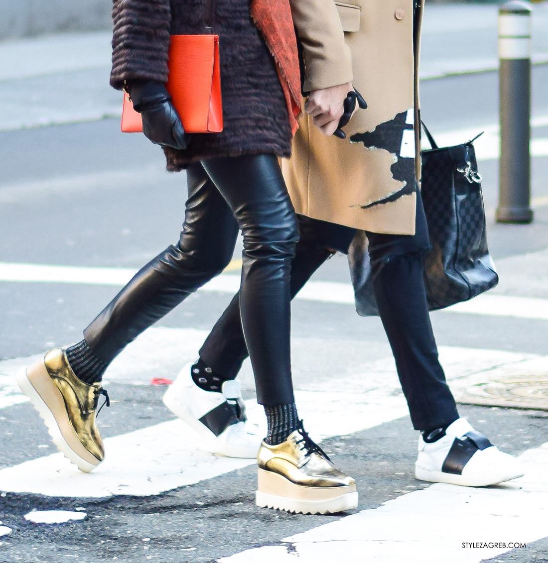 Street style look dizajnerica Marina Lacković i suprug Krešimir, Ideje za dnevni stajling, ulična moda 2016 Zagreb street style Stylezagreb.com