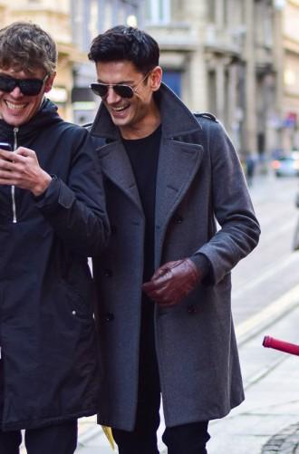 Street style Maksim Mrvica by StyleZagreb.com