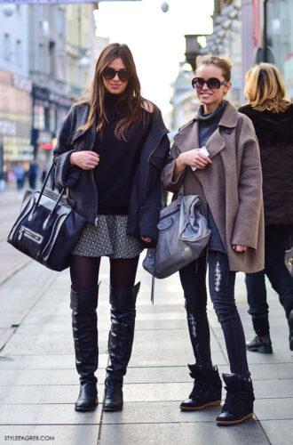ulična moda 2016 Frendice, studentice, sjajan dnevni stil by StyleZagreb.com