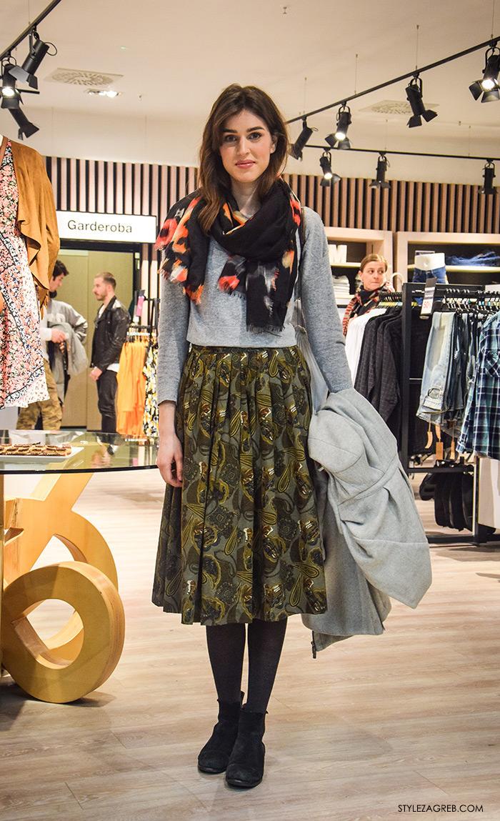 Katarina Skelin, F&F super moda iz supermarketa Konzum StyleZagreb.com
