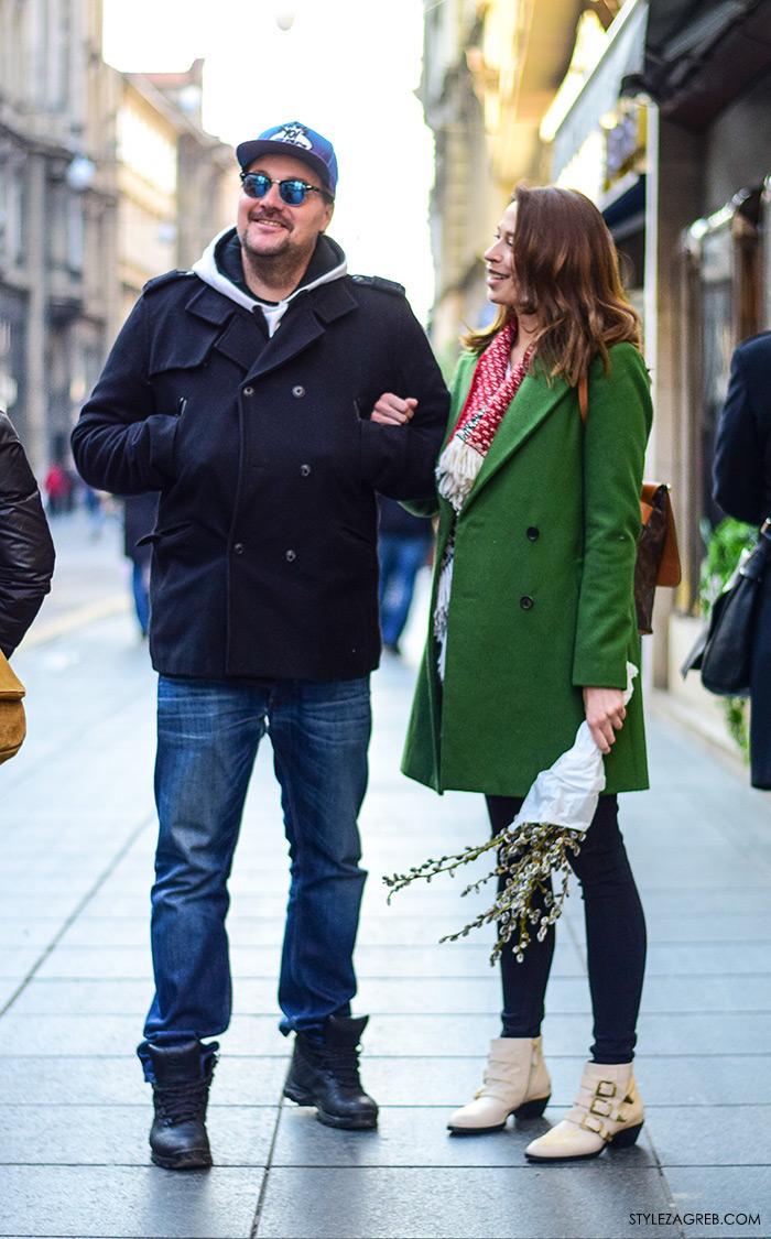 Zagreb street style Maro Srezović Saloon i Ana Kramarić