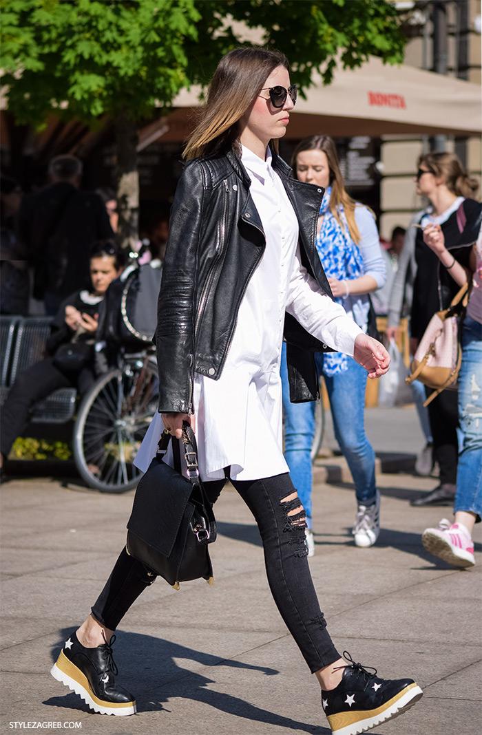 hit platforme 2016, Lea Perović instagram, Kako kombinirati Stella McCartney platforme, Zagreb street style žena moda fashion hr zagrebačka špica modne kombinacije trend portal forum hr