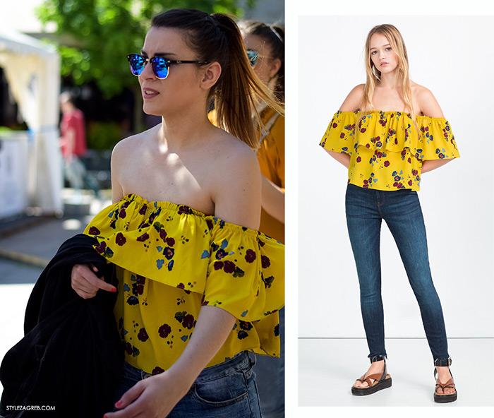 moj proljetni vodic za shopping u Zari, kako kombinirati, Zagreb street style Instagram žena moda fashion hr zagrebačka špica modne kombinacije trend portal zena forum hr