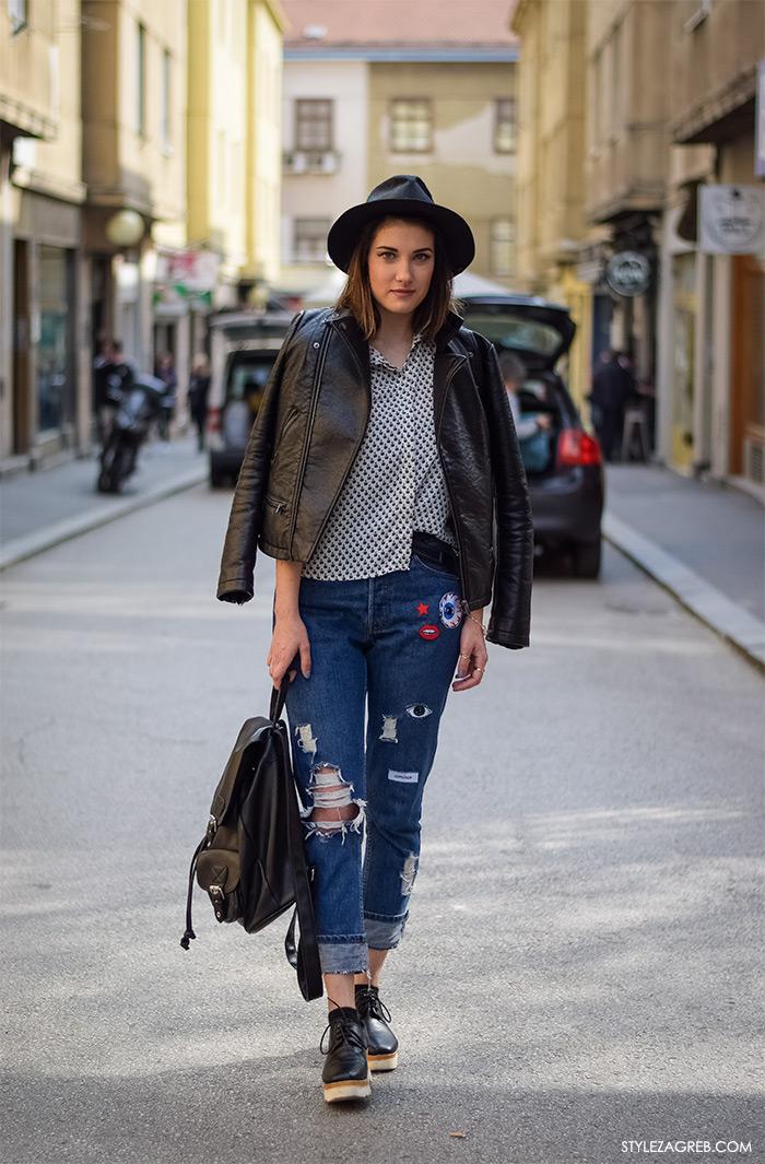 hit platforme 2016, Kako kombinirati Stella McCartney platforme, Zagreb street style žena moda fashion hr zagrebačka špica modne kombinacije trend portal forum hr