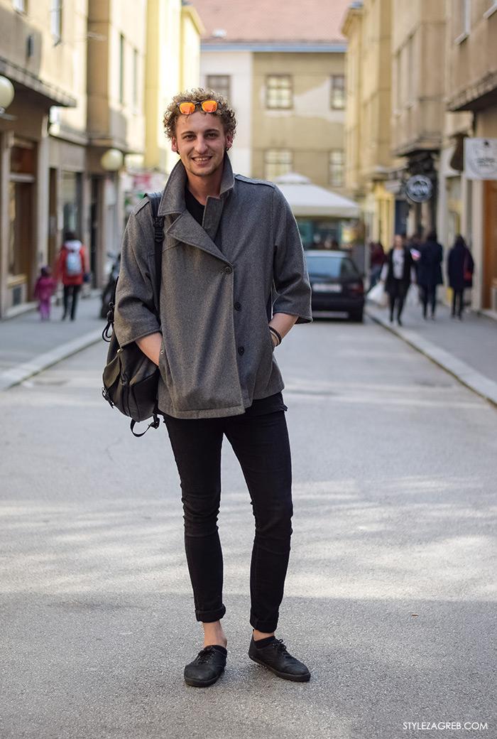 Matej Tonković, proljetna muška moda, street style Zagreb fashion hr zagrebačka špica modne kombinacije