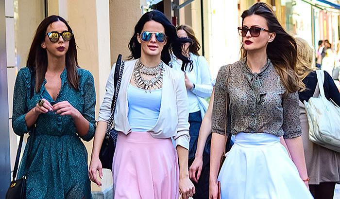 Andrea Ascic instagram, Zagrebačka špica, proljetni street style trendovi i modne kombinacije, Instagram žena moda fashion hr Hrvatska zagrebačka špica modne kombinacije trend portal zena hr