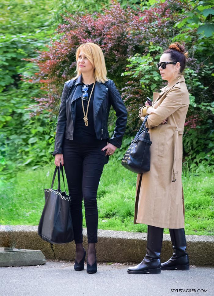 Milanka Opačić ulični stil, cro moda Zagreb street style Instagram, gloria časopis za žene, žena moda fashion hr zagrebačka špica modne kombinacije trend portal zena hr