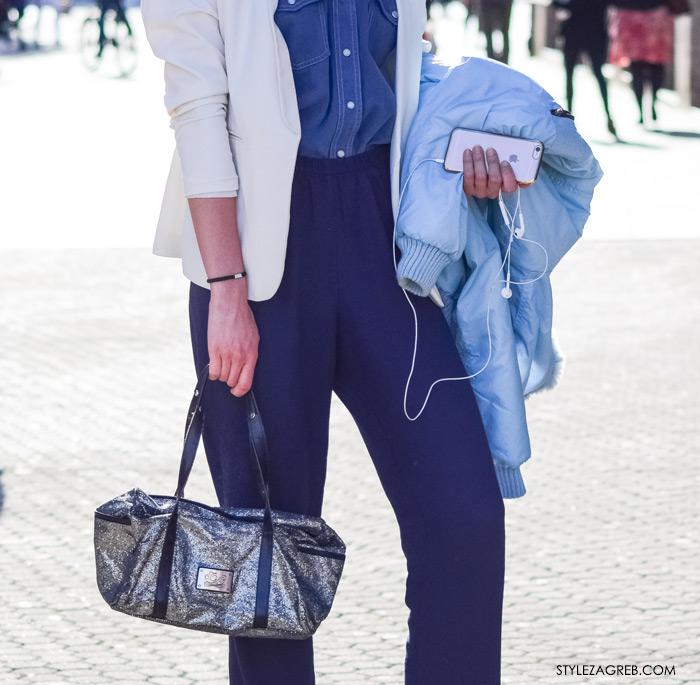 Dnevni look: stilistica Mimi Rončević, street style Zagreb ulučna moda osobni stil