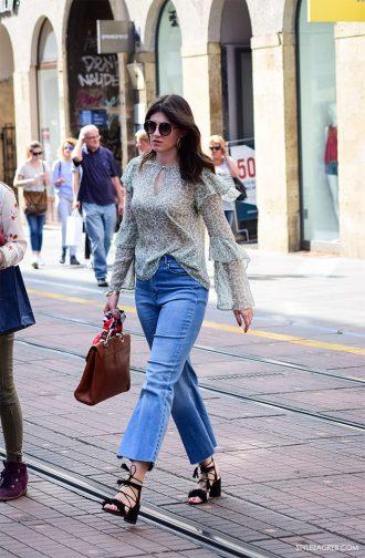 Hello chic proljeće: 17 odličnih street style outfita by StyleZagreb.com