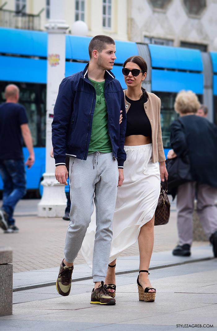 Street Style Zagreb ulična moda Zagrebačka špica žena moda fashion hr modne kombinacije trend portal