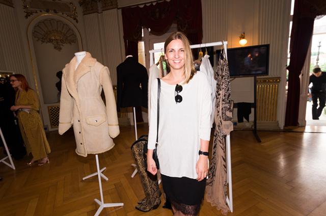 HM Studio kolekcija jesen / zima 2016, Tina Bačić, glavna urednice portala Journal.hr