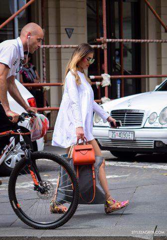Street style moda - ODUŠEVILA