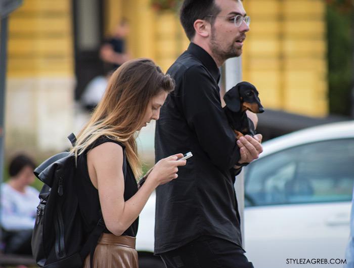 Street style Zagreb Hrvatska, ulična moda Zagreb, prosvjed Hrvatska može bolje 1.6.2016.