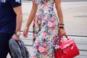 Mega ženstvena haljina sa špice koja je plijenila poglede by StyleZagreb.com