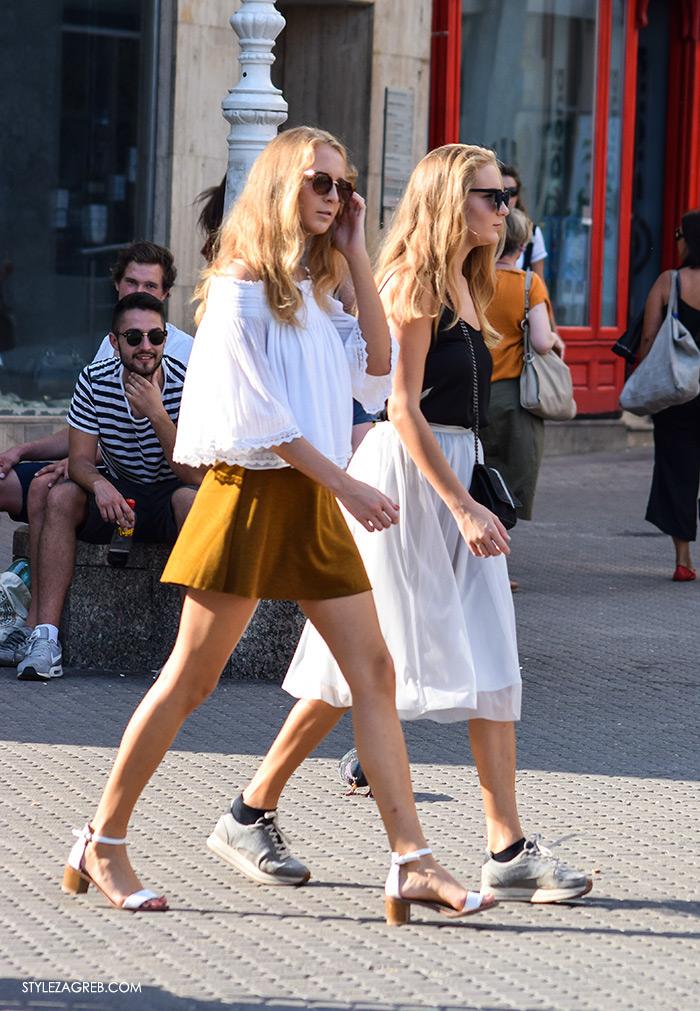 Street style Zagreb ulična moda rujan 2016 kraj ljeta