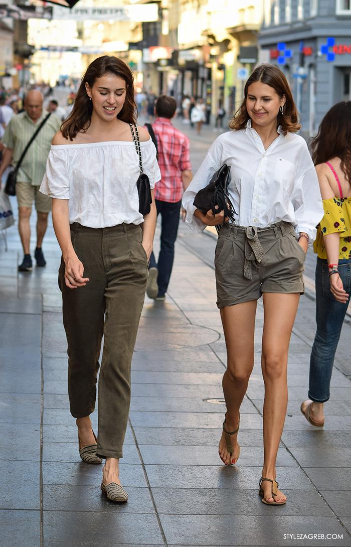 Stylish frendice, street style Zagreb, ulična moda rujan 2016