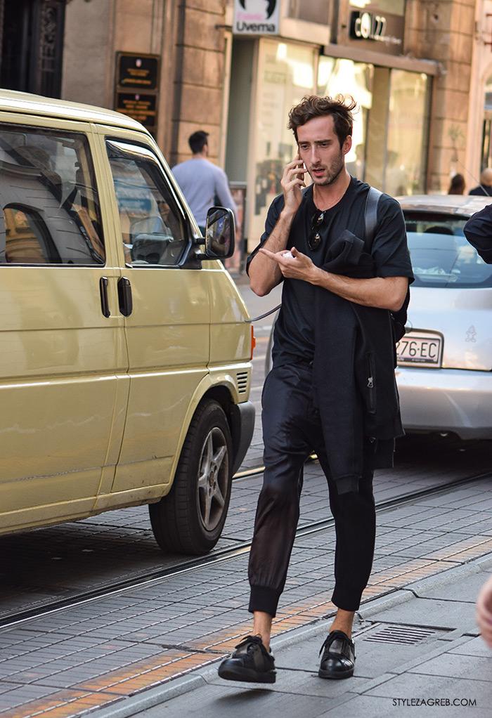 Doktor Daniel Dragojlović, Street style Zagreb jesen 2016 muška moda