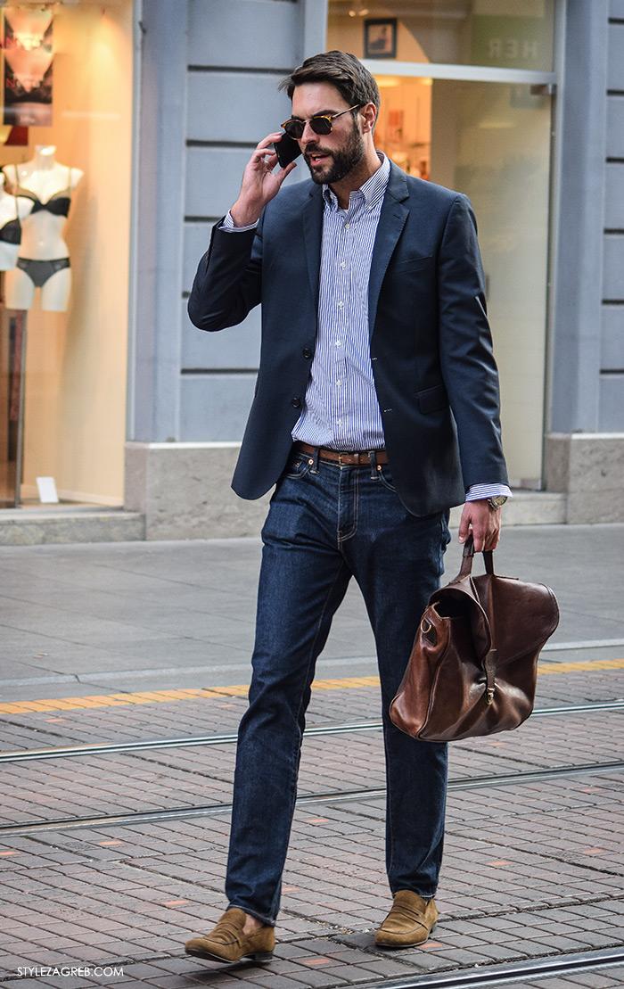 Street style Zagreb jesen 2016 muška moda