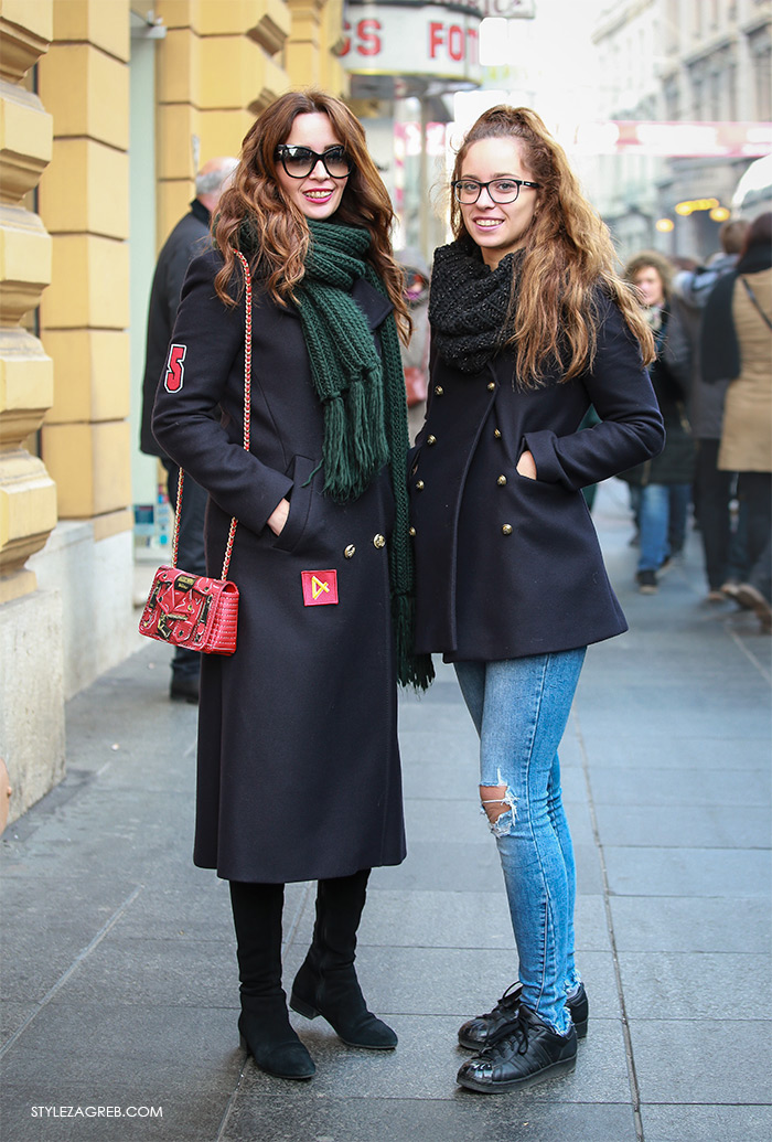 Shop best of Zagreb winter look, Morana Čičko i kćerka, Boudoire fashion, street style Zagreb