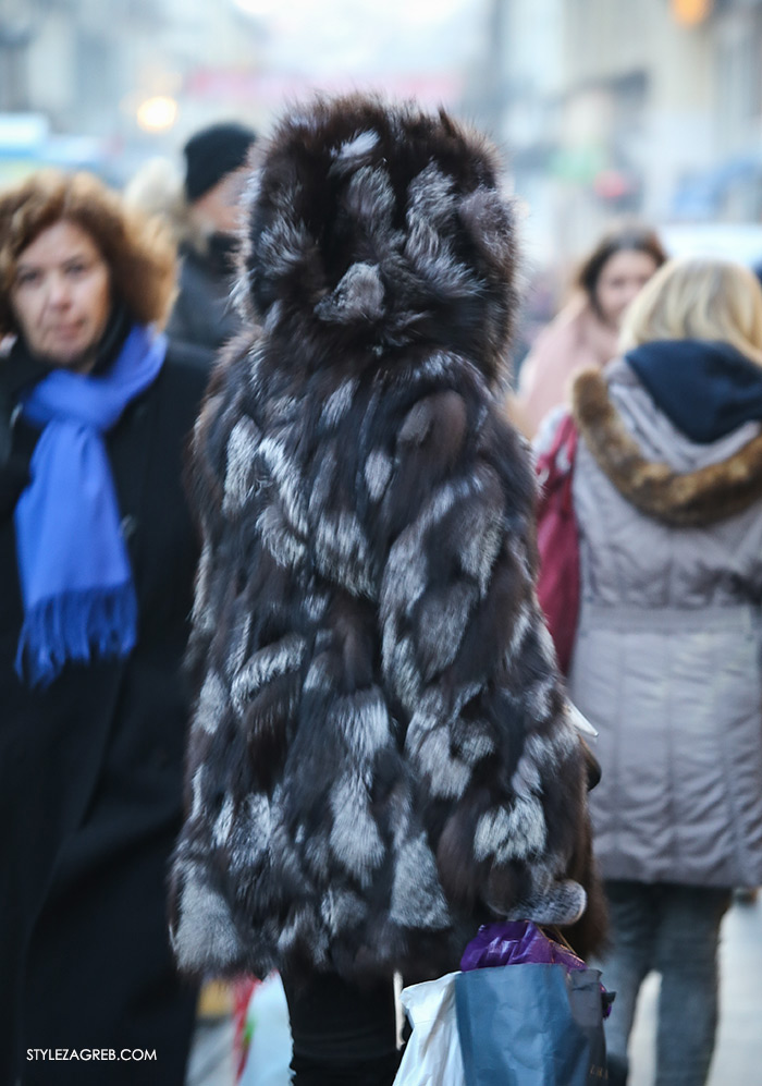 women's winter fashion what to wear street style how to style fur coat