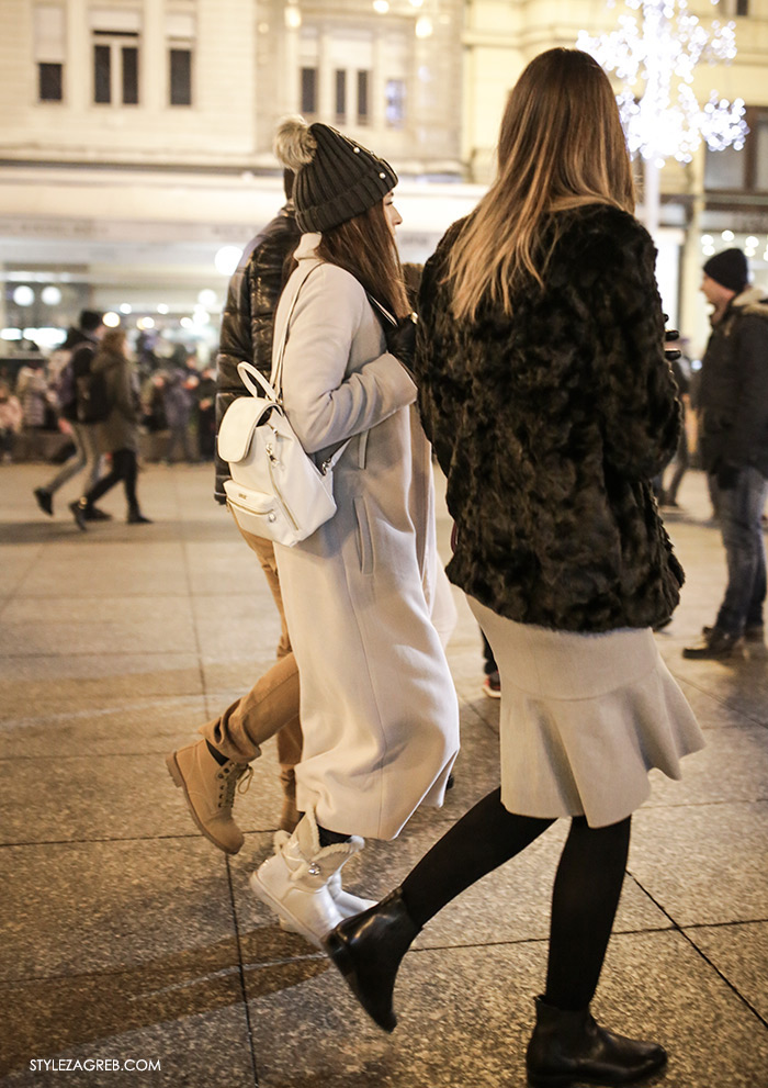 women's winter fashion what to wear street style how to wear all white in winter