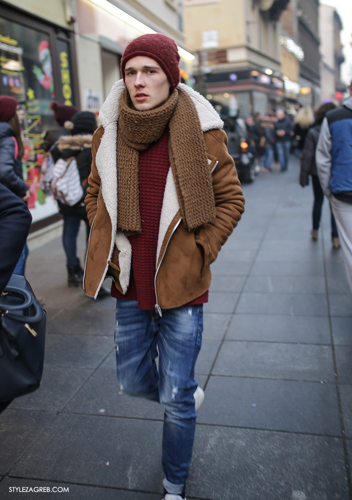 nice new style for guys men's street style sneakers How to wear a beanie men's winter fashion