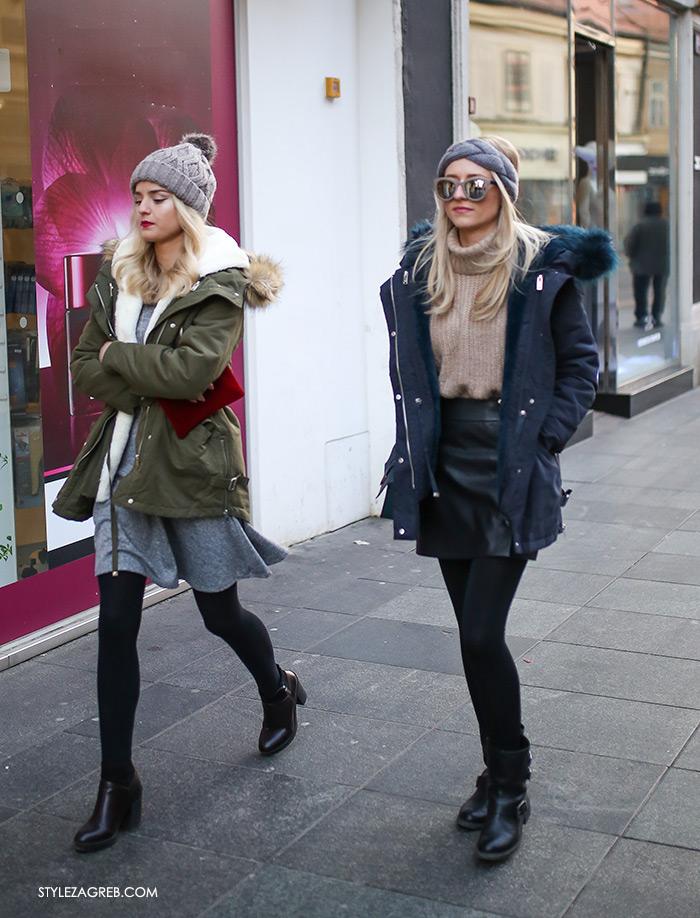 zenska jakna parka cijena womens street style winter fashion girl squad