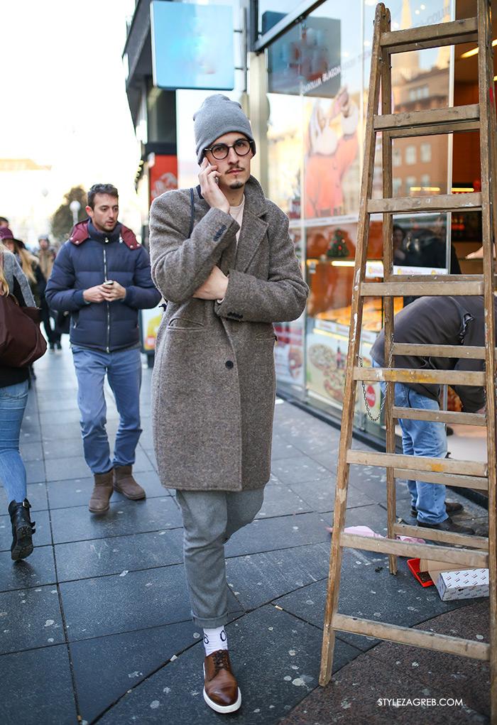 Na ovaj trend možda niste spremni ali... Bijele čarape i Gucci krznene šlape. Može li hrvatski street style zavoljeti ovu neobičnu kombinaciju | StyleZagreb