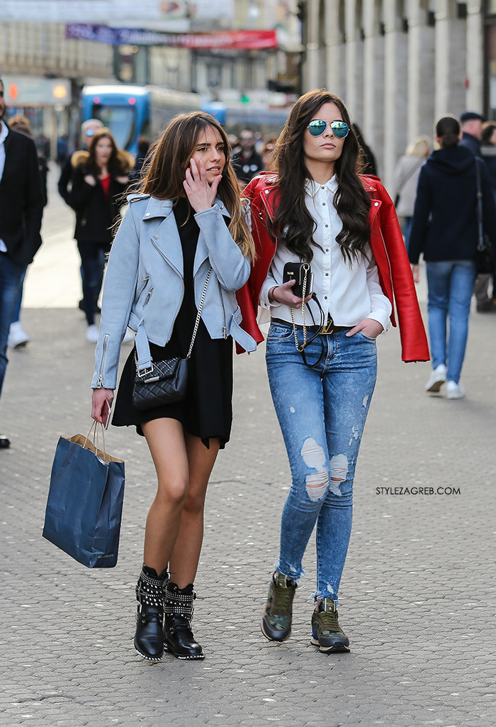 Ulične borbe: bajkerica, bomberica ili traper jakna | Style Zagreb