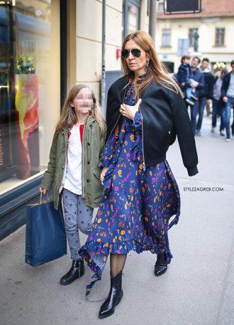 Predivna haljina koju nosi Maja Tedeschi hit je ovog proljeća | Style Zagreb