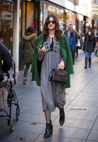 Street style: gdje god se osvrnemo - boje! StyleZagreb.com
