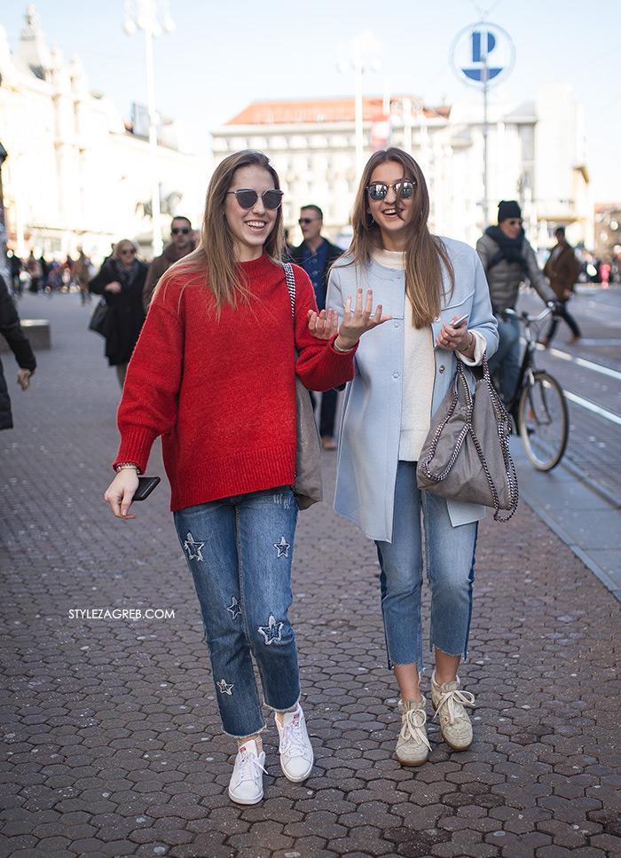 Frizure trendovi Cijena Facebook, Youtube 24 Index Instagram Slike Street style: gdje god se osvrnemo - boje! Street style spring women's fashion