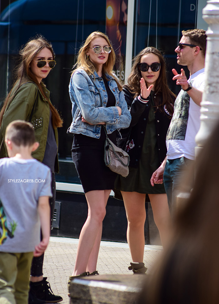 style zagreb špica zagreb danas street style slika sunčane naočale