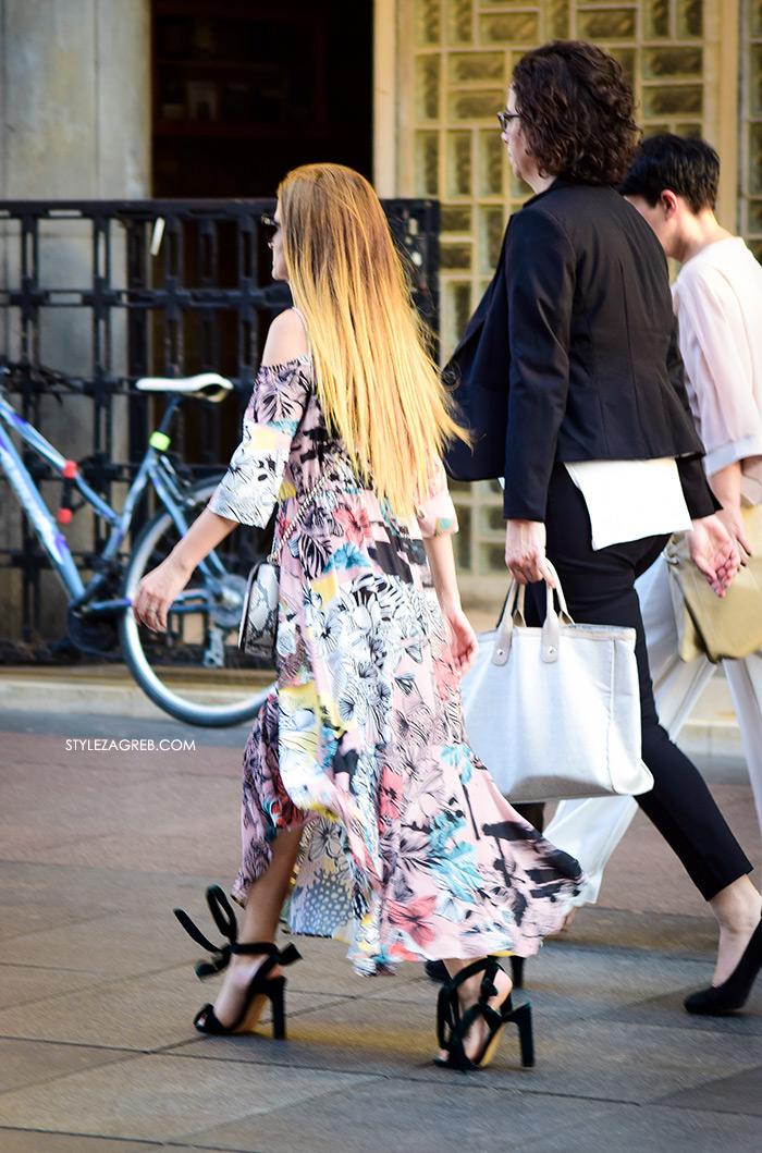 street style zagreb špica ljetna moda štikle na vezanje